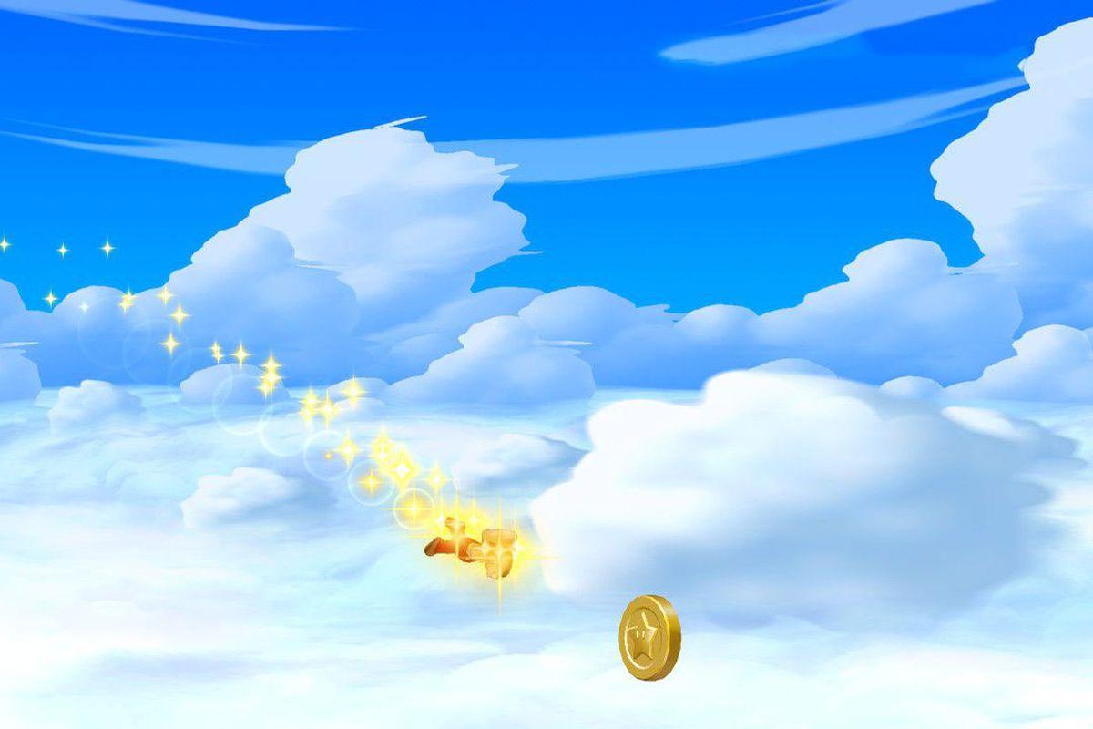 New Super Mario Bros. U Deluxe Acorn Plains Star Coins guide
