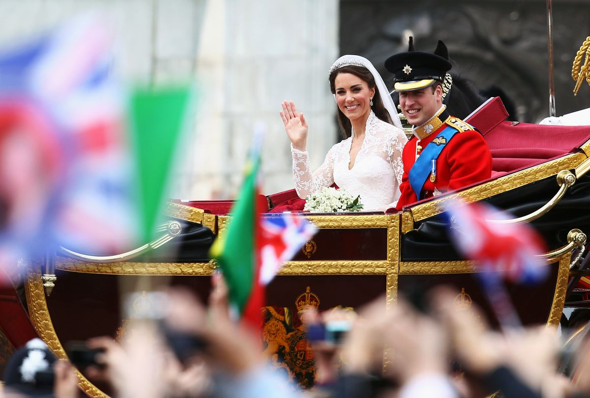 Royal wedding: Prince Harry and Meghan Markle's big day