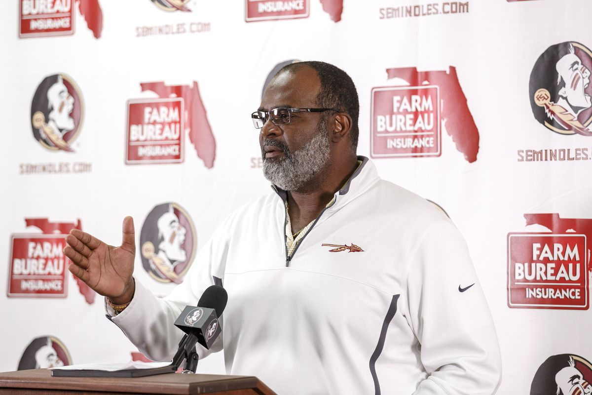 Florida State Announces Firing of Head Football Coach Willie Taggart - New Conference