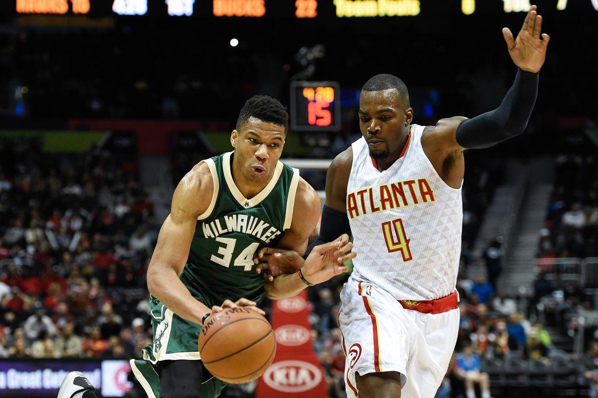 Hawks vs. Bucks Final Score: Milwaukee outlasts Atlanta in double-overtime, 117-109 - Peachtree ...