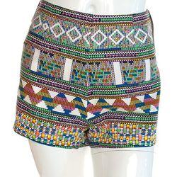 "<b>Bobbles & Lace</b> Joyce Ethnic Print Shorts, <a href=""http://shop.bobblesandlace.com/SU13-SHS-1444.html"">$39</a>"