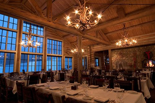 Here Are The Best Hotel Restaurants In The Mountains Eater