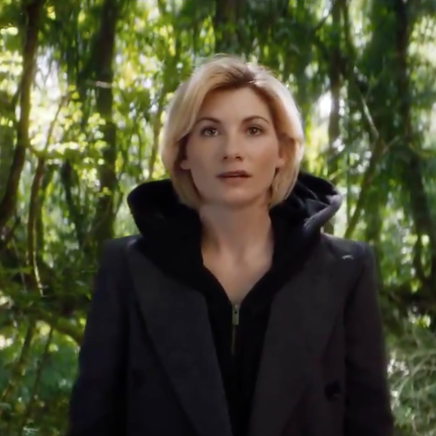 Jodie Whittaker Is Doctor Who S Thirteenth Doctor The Verge