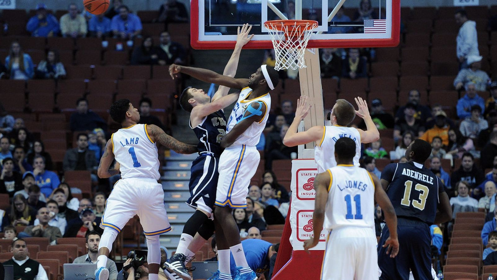 Get a summary of the UC Santa Barbara Gauchos vs UC Irvine Anteaters basketball game