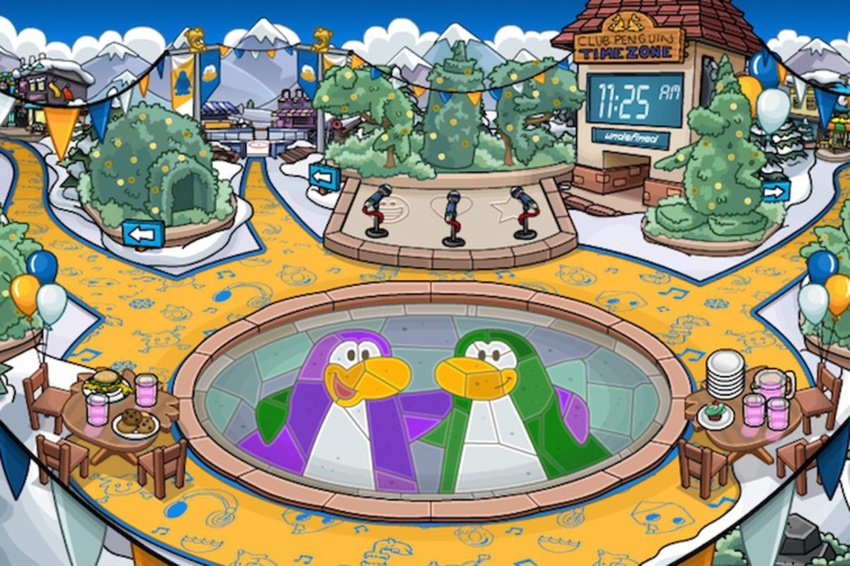 H Club Penguin Club Penguin se...