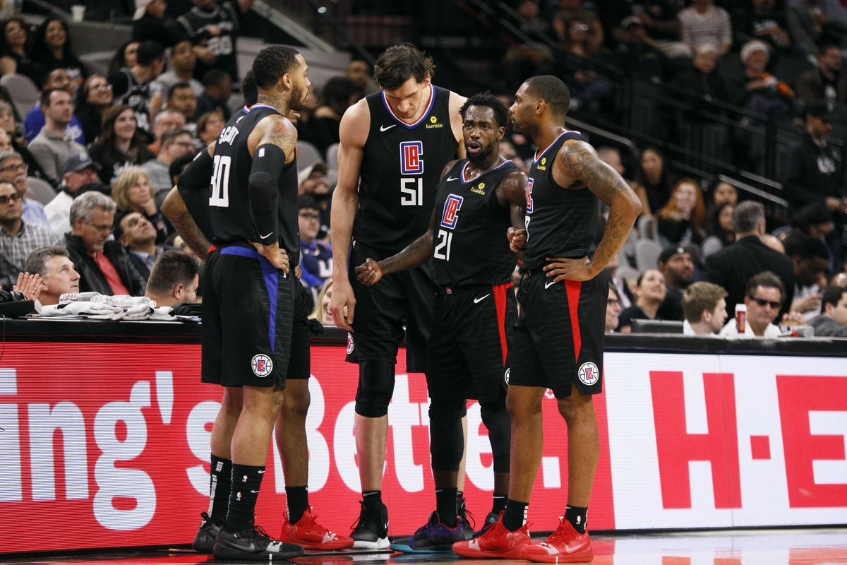 Clippers  Offense Rudderless Without Lou Williams - Clips Nation 7ad6e4aea