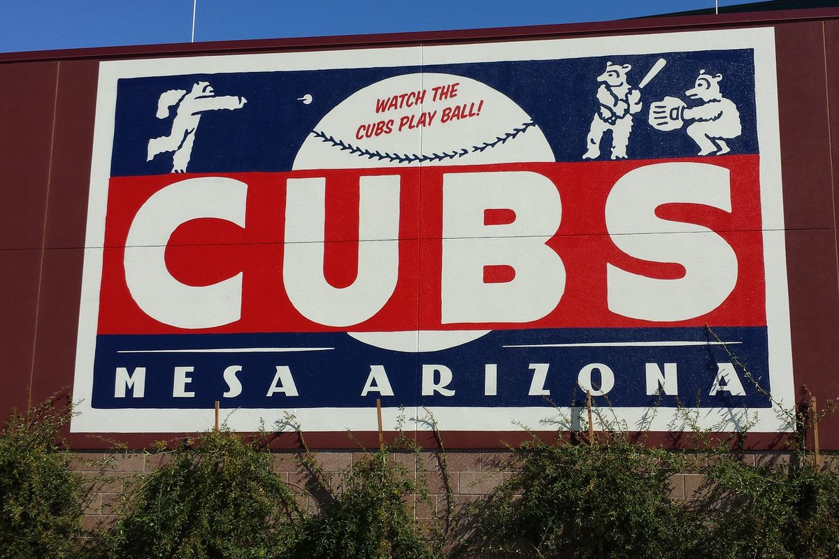 22 Of The Cubs 36 Spring Games Will Be Televised Bleed Cubbie Blue