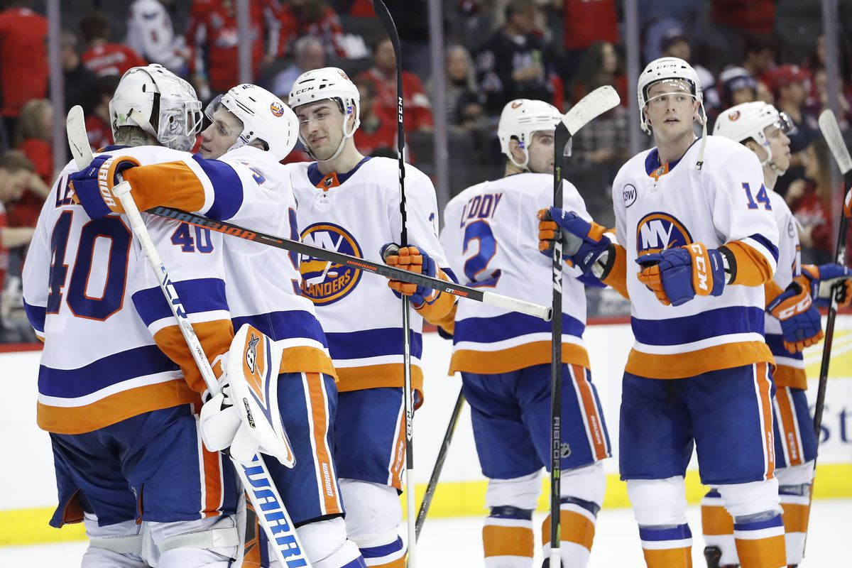 Islanders News Game 1 At The Coliseum Lighthouse Hockey
