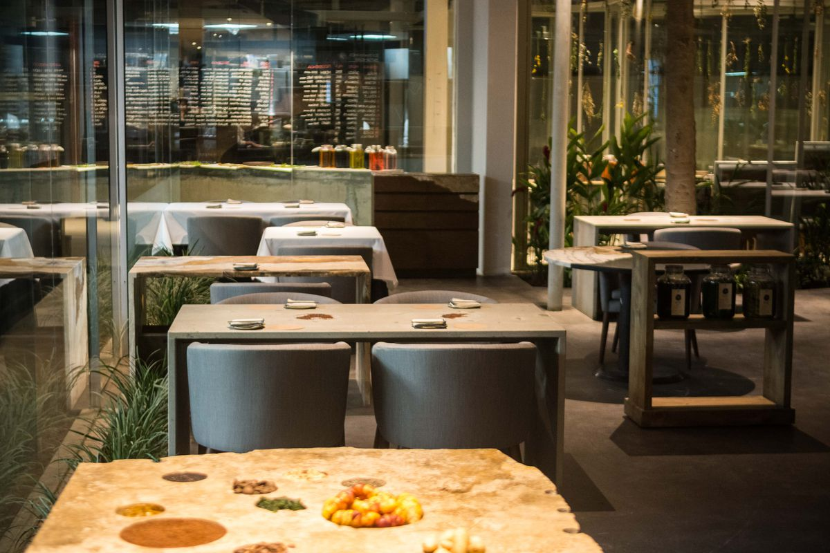 Chef Virgilio Martinéz Takes Central to New Heights in a New Space ...