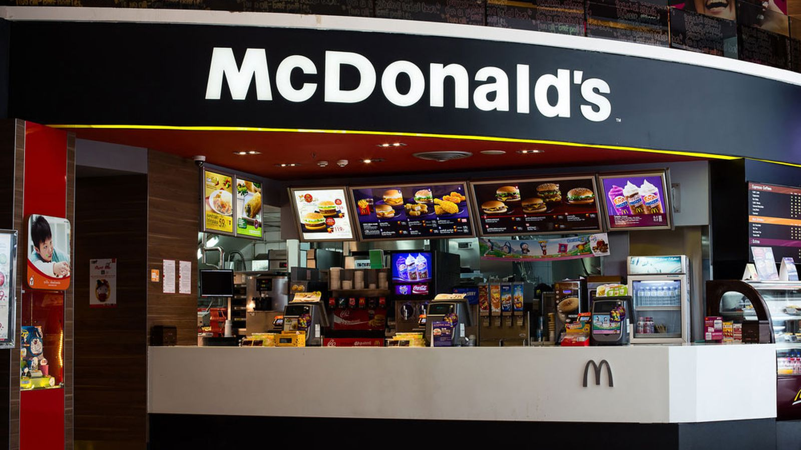 """mcdonald's my favorite restaurant Free essay: mcdonald's, my favorite restaurant mcdonald's is a fast food restaurant chain and """"has over 32,000 locations in more than 100 countries around."""
