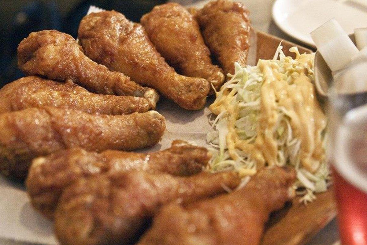 Dak Chicken