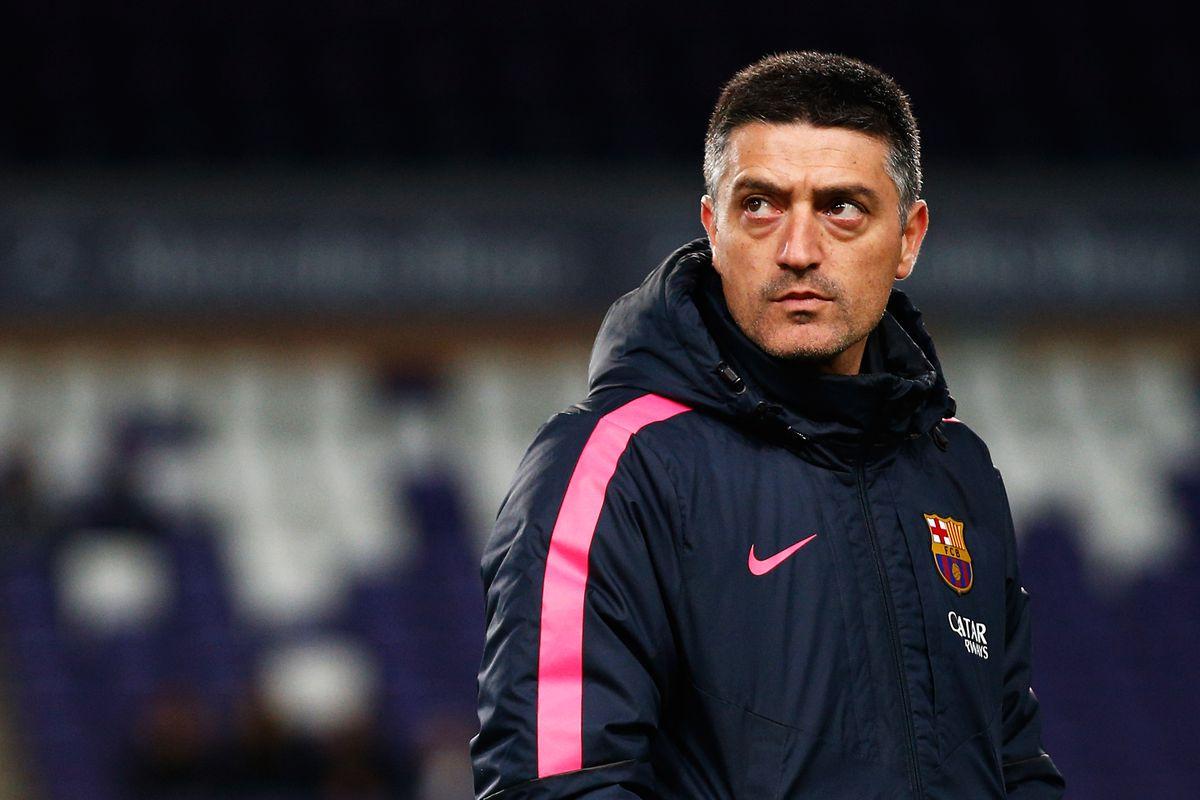 RSC Anderlecht v FC Barcelona - UEFA Youth League Round of 16