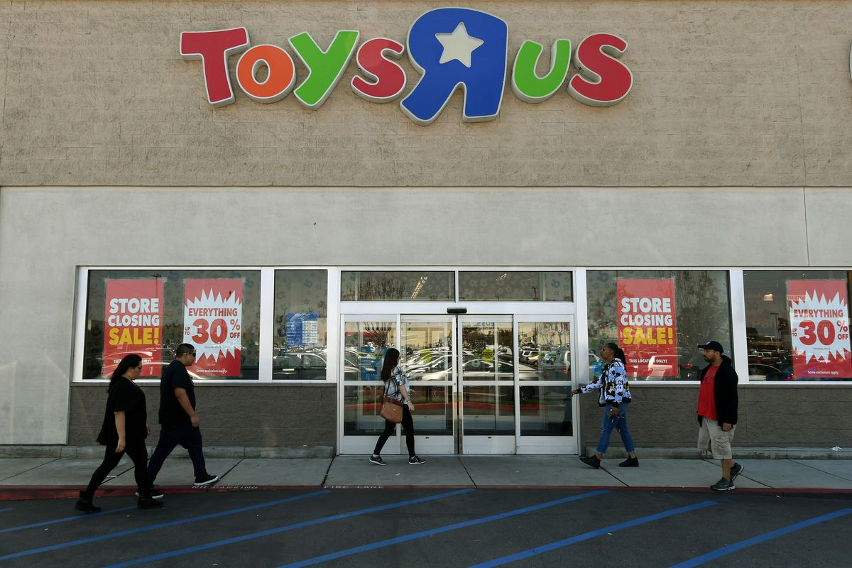 Toys R Us Ends Purchases On Its Website Polygon