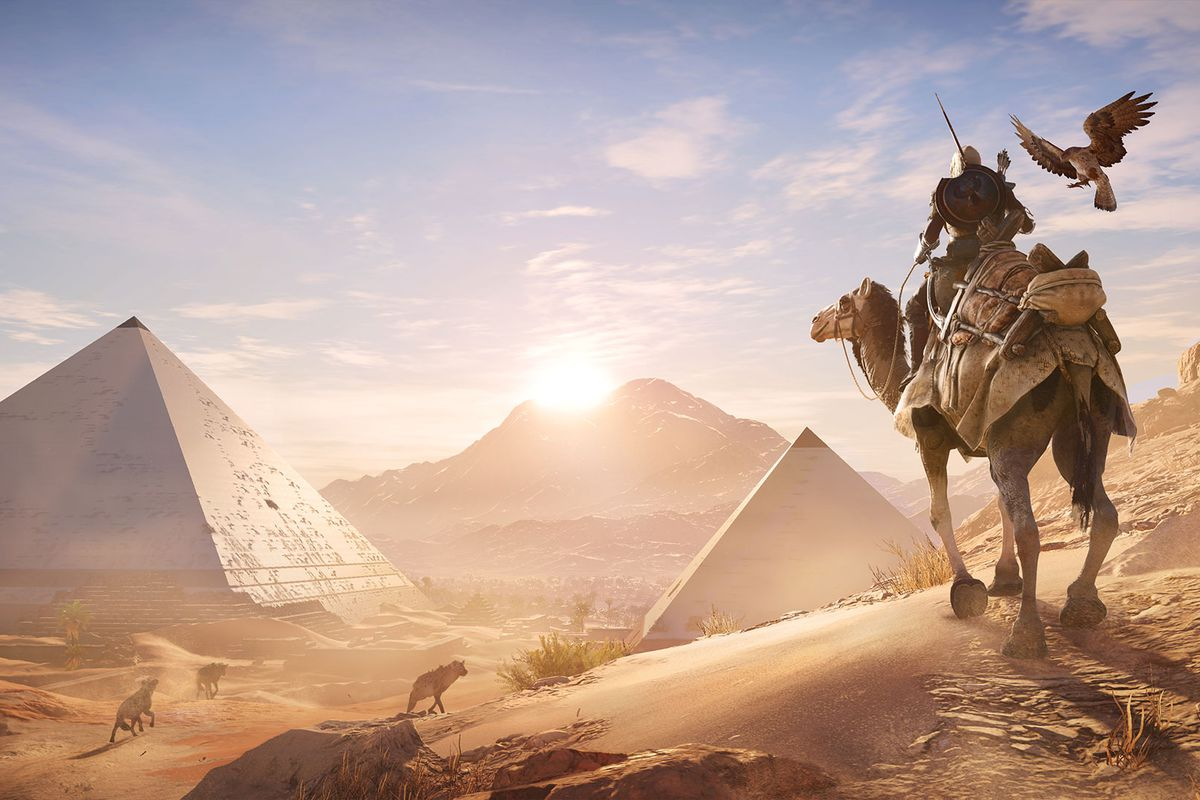Assassin's Creed Origins is getting an educational mode early next year