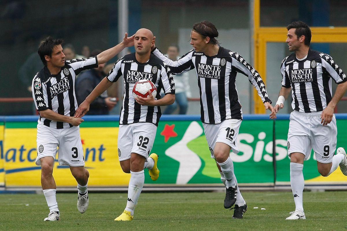 Catania Calcio v AC Siena - Serie A