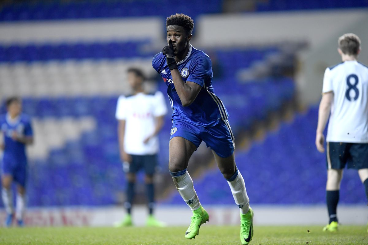 Tottenham Hotspur v Chelsea: FA Youth Cup Semi Final, First Leg
