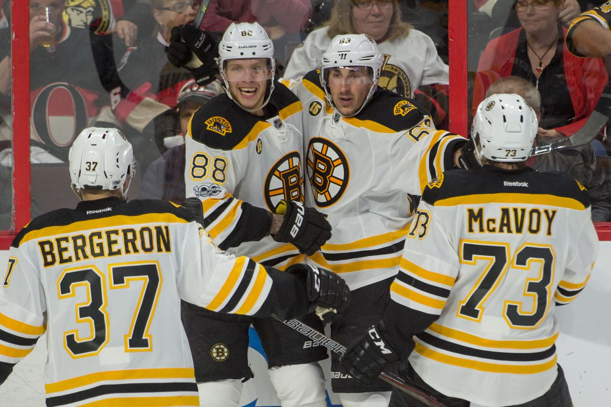 detailed look aa8e2 1d907 Fresh Links: Colin Miller Injured, Charlie McAvoy Solid In ...