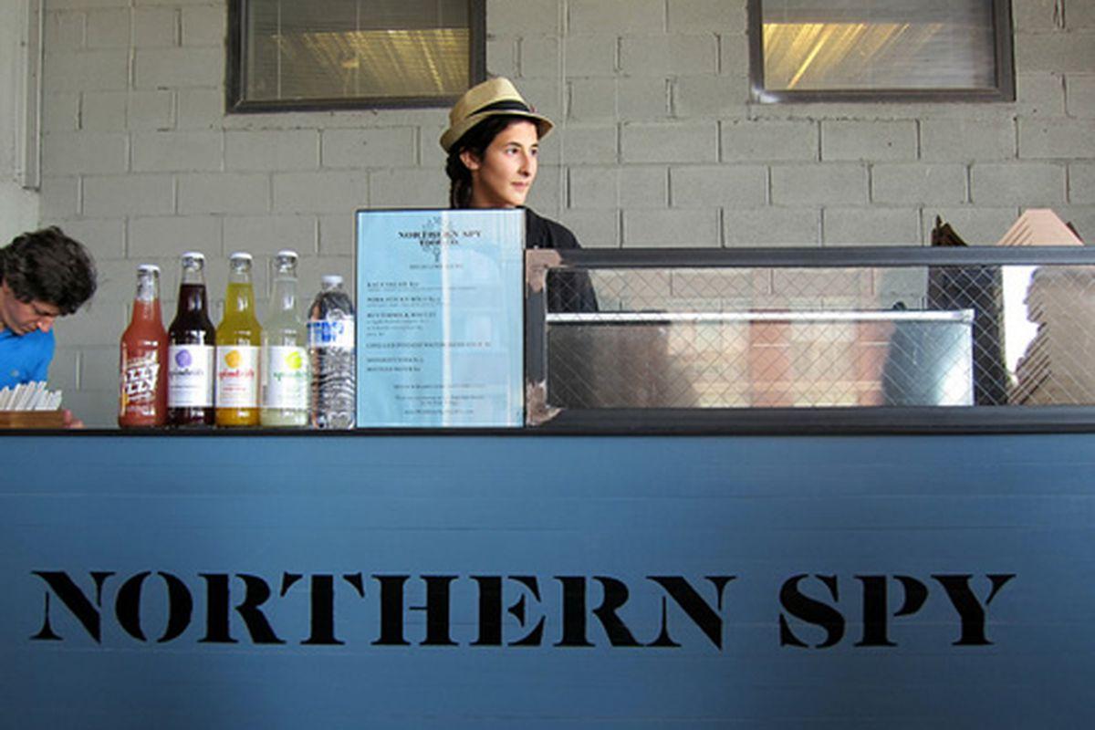 Northern Spy on the High Line, NYC