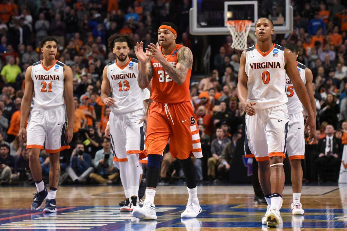 Syracuse Basketball Home Game Vs Virginia Set For Feb 4 On Espn