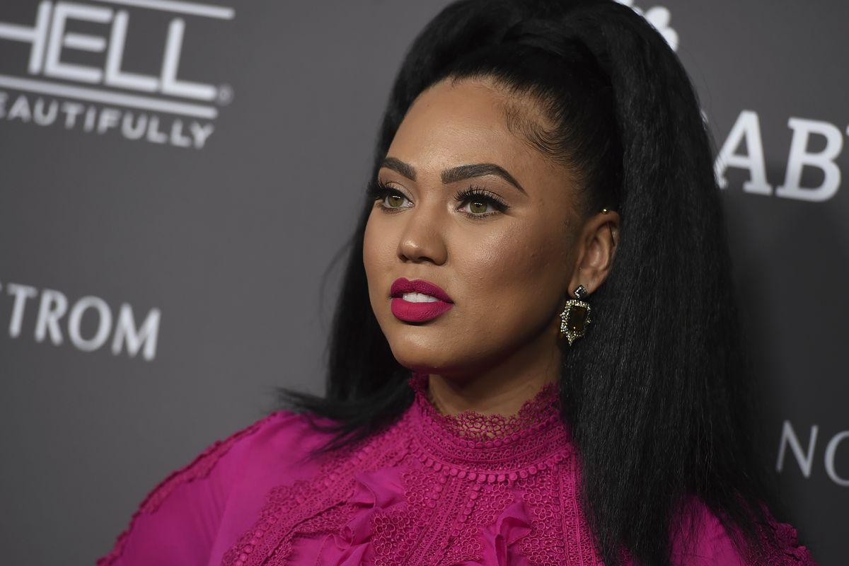 Ayesha Curry attends the 2018 Baby2Baby Gala on Saturday, Nov. 10, 2018, in Culver City, California.