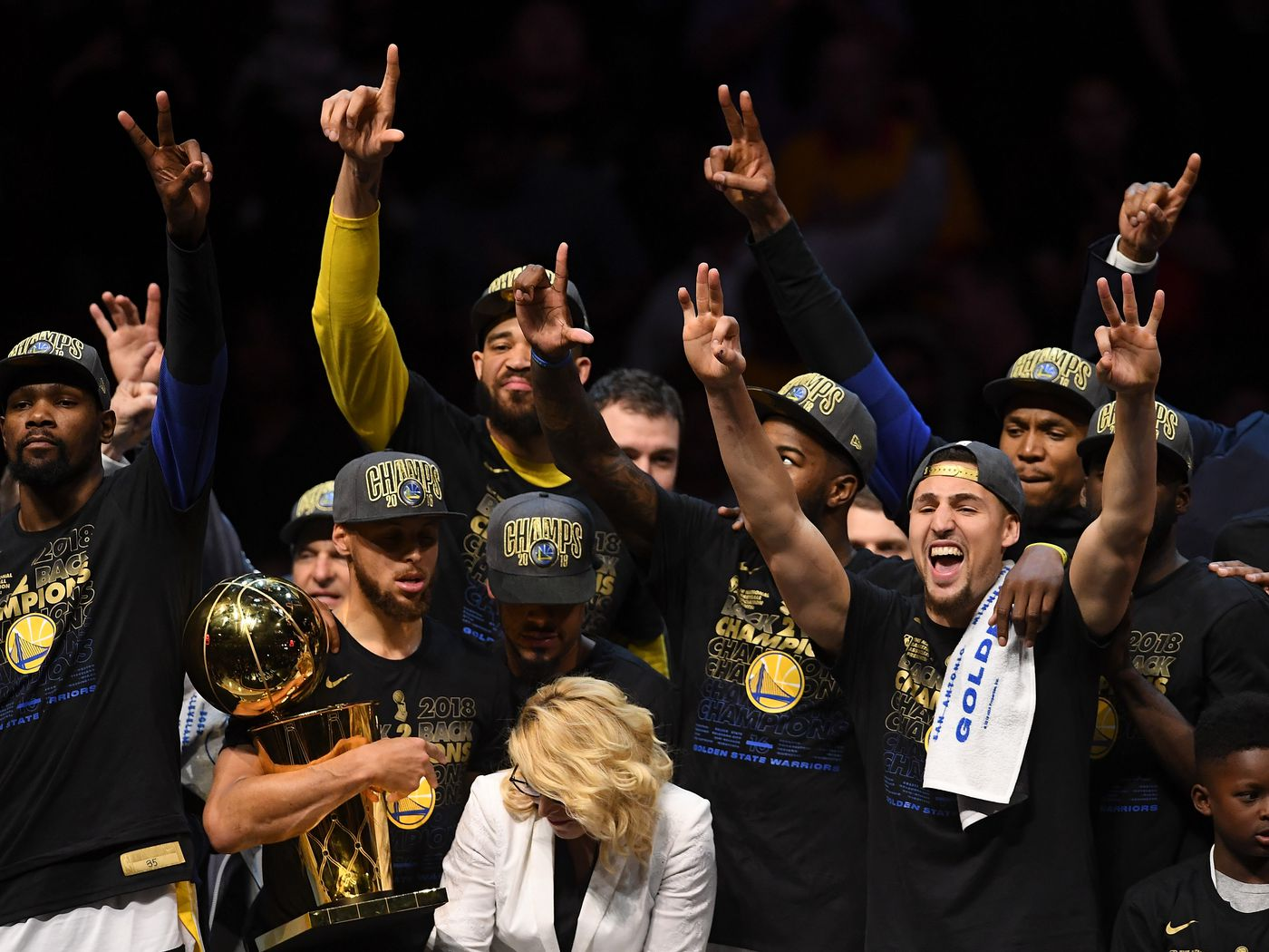 Warriors Victory Parade 2018 Where When How To Get There Curbed Sf