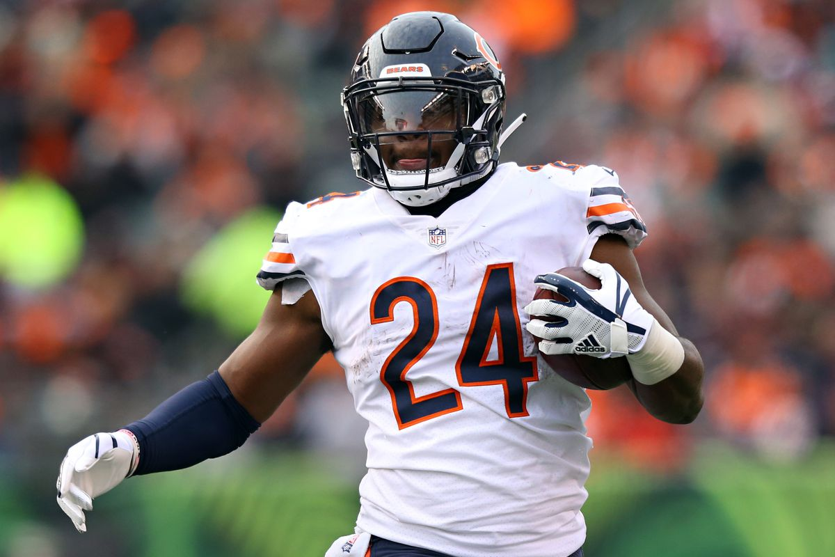 d77b148a8f93a3 Chicago Bears 2018 Roster Turnover: Are the Bears set at running back?
