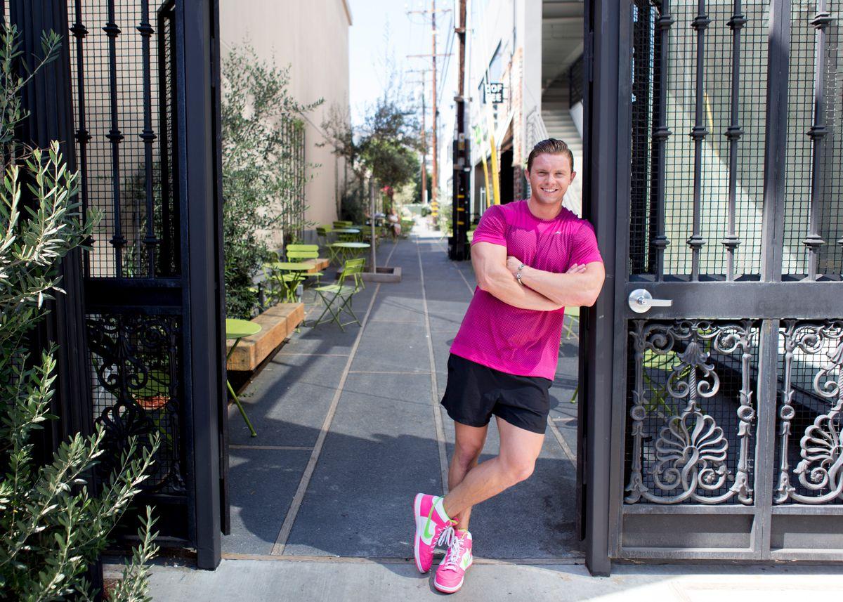 LA's Hottest Trainer 2015 Contestant #15: Brandon Mills, Cycle House