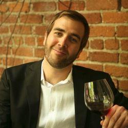 The Absinthe Group Wine Director Ian Becker