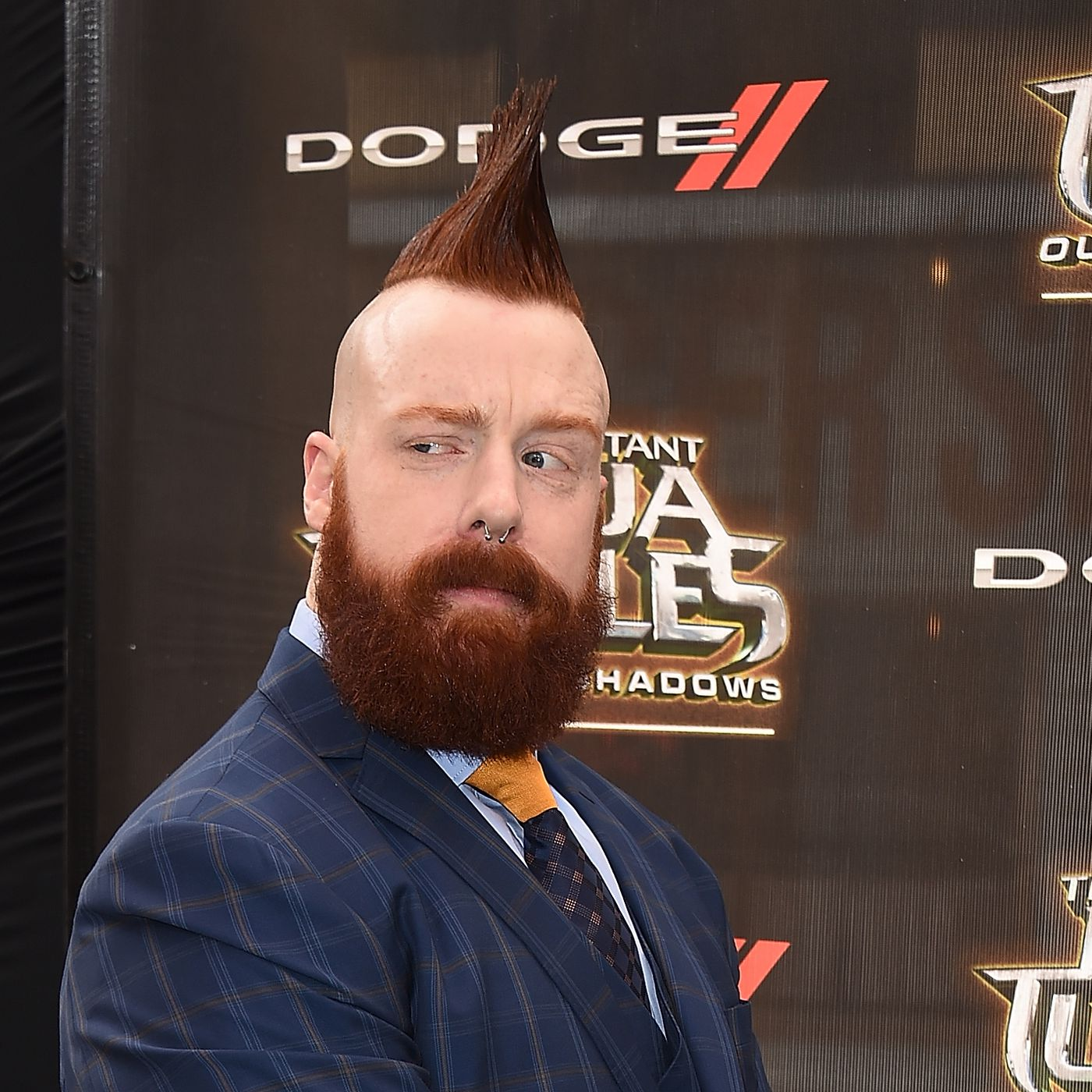 Sheamus Explains Why He Changed His Look Responds To You Look