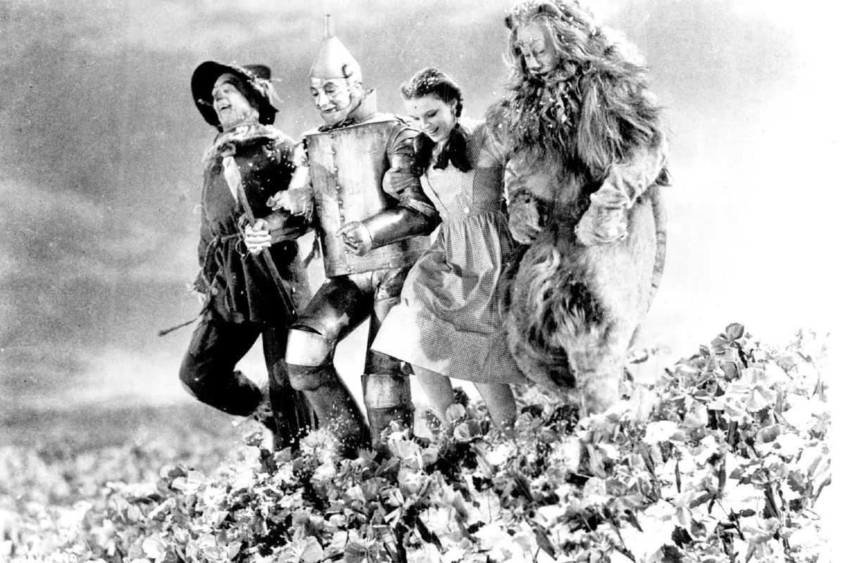 """A new film adaptation of """"The Wonderful Wizard of Oz"""" is in the planning stages. It will not be a musical, such as the 1939 classic starring Judy Garland."""