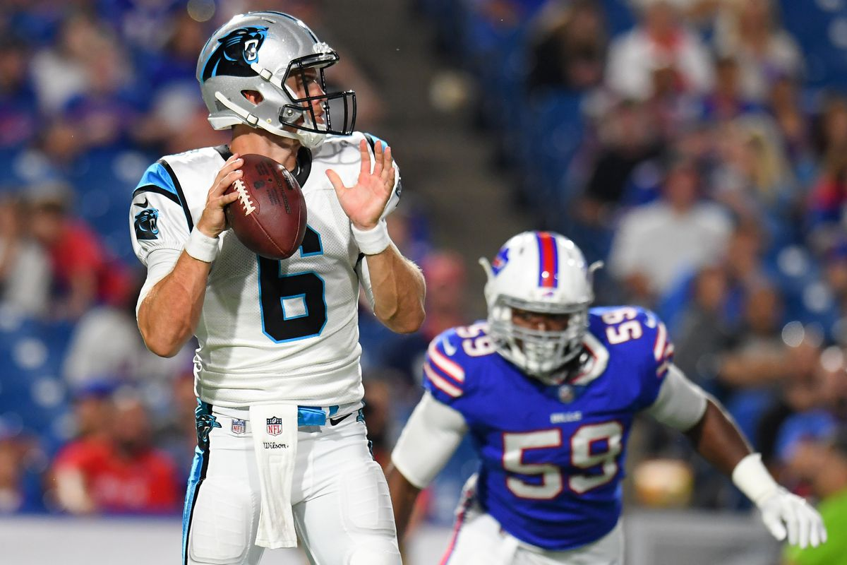 The Case For Taylor Heinicke Cat Scratch Reader