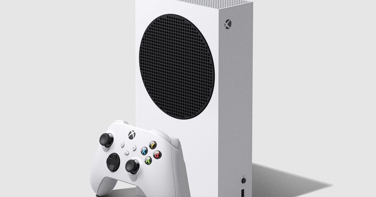 Microsoft confirms $299 Xbox Series S console thumbnail