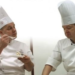 """<br /><a href=""""http://eater.com/archives/2011/05/16/kings-of-pastry-pbs.php"""" rel=""""nofollow"""">Kings of Pastry Documentary to Air on PBS June 21st</a><br />"""