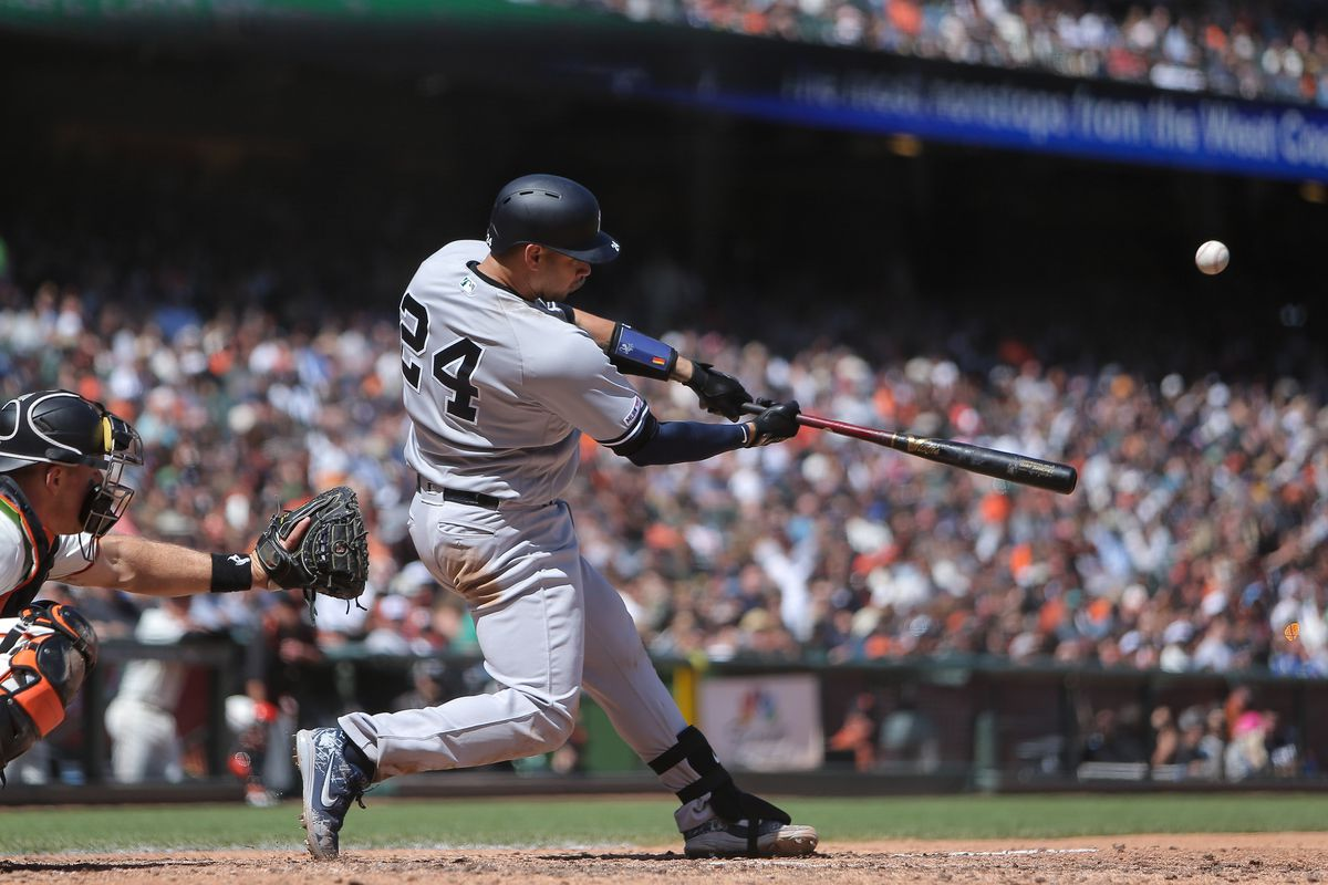 4101333e9df Gary Sanchez is coming into his own for the Yankees - Pinstripe Alley