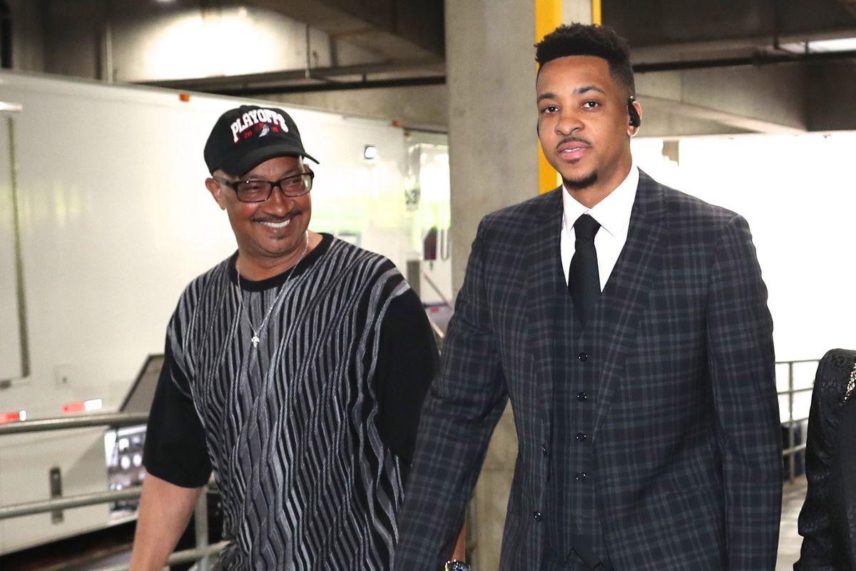 Portland Trail Blazer CJ McCollum Gives Back to Canton