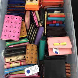 Wallets, 40% off