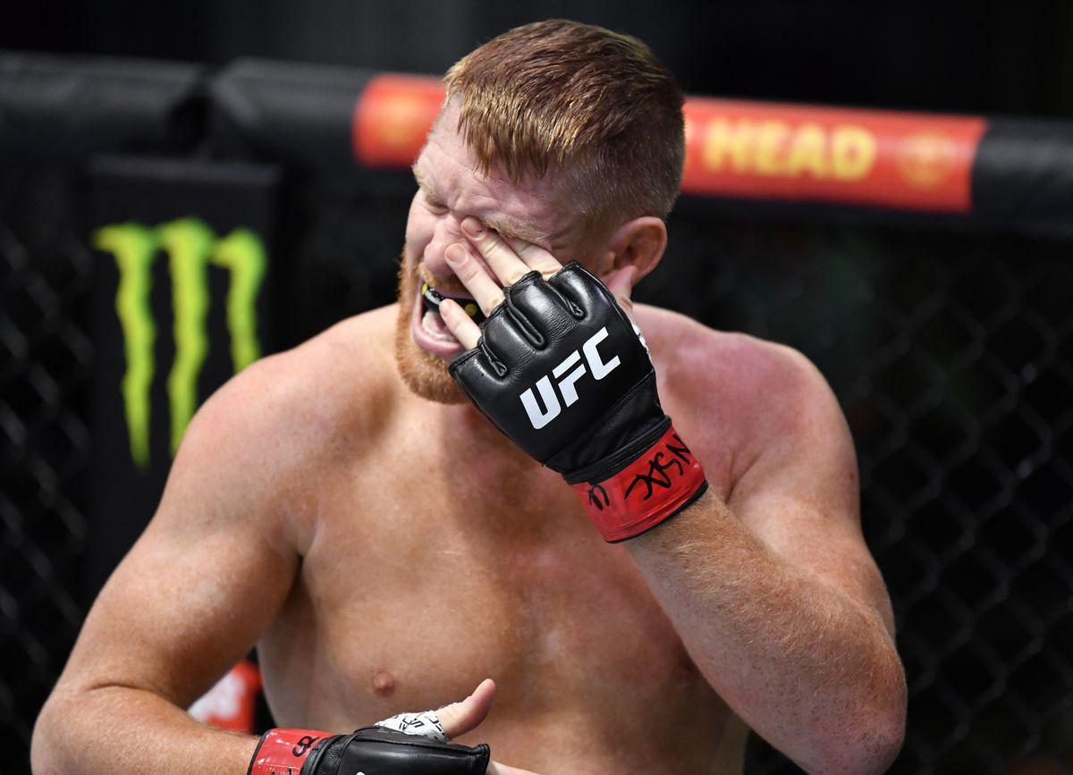 UFC Fight Night: Alvey v Turman