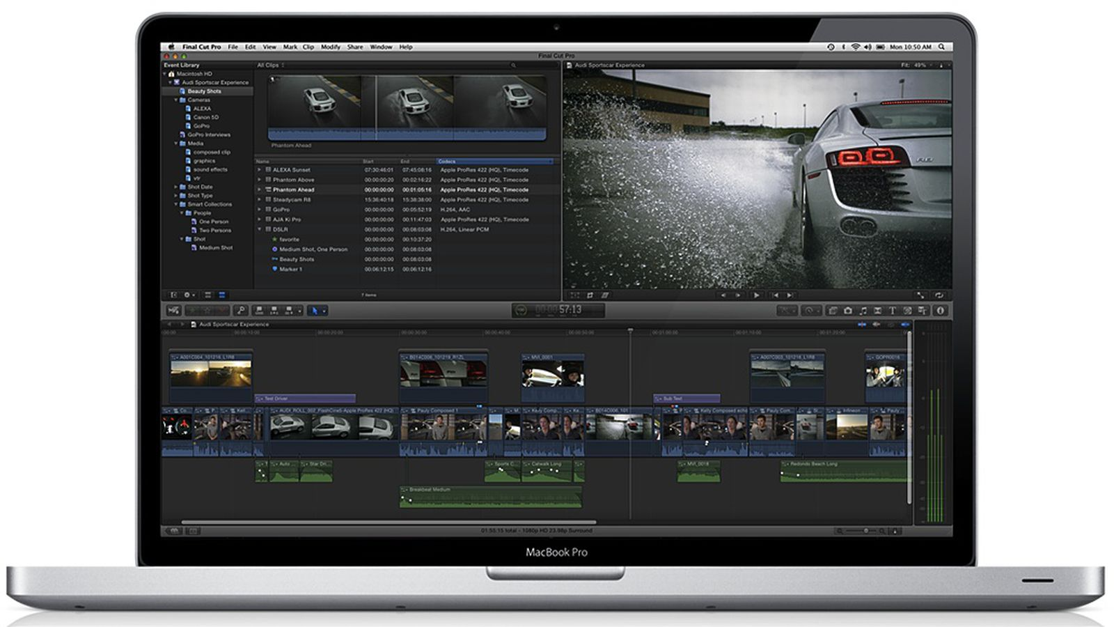 can you get final cut pro on windows