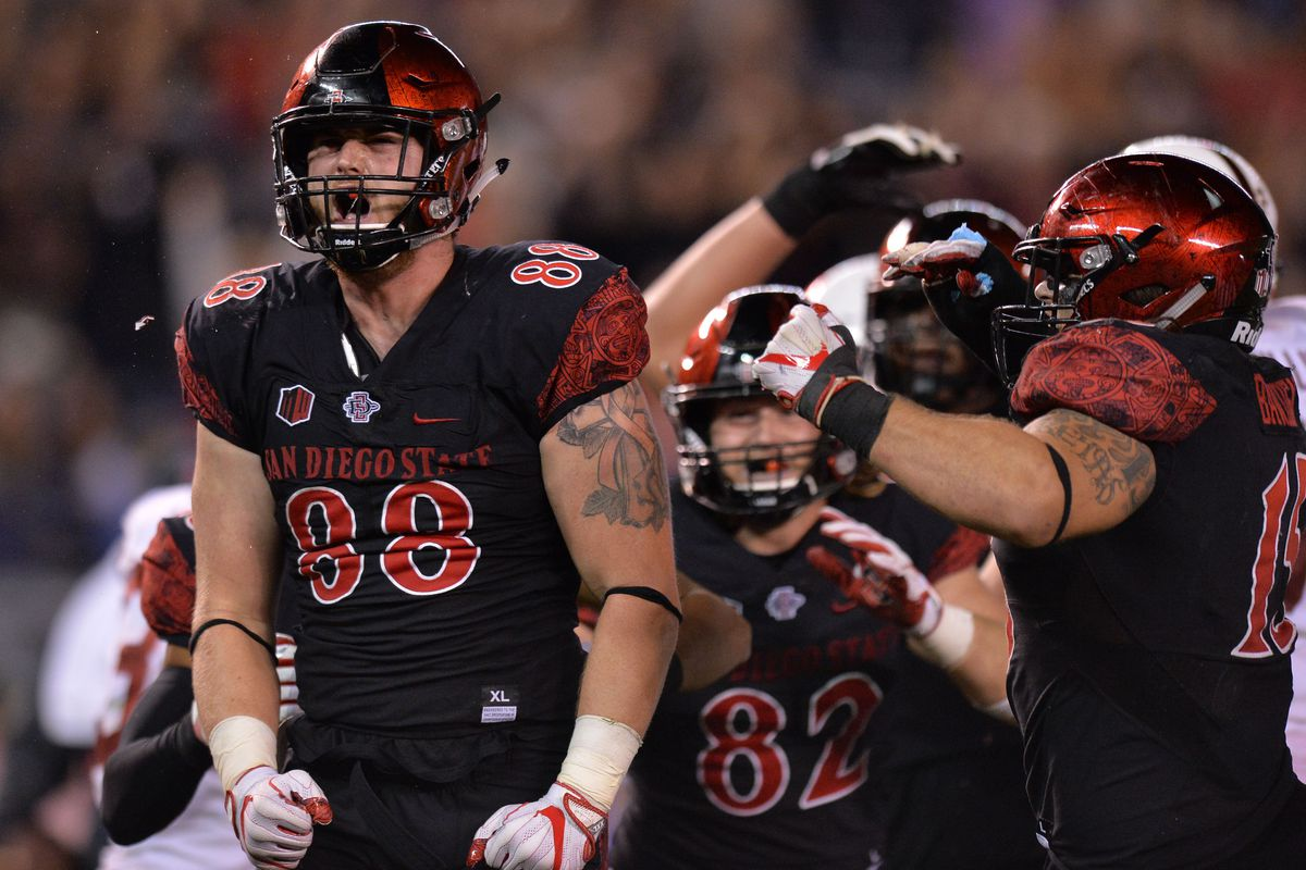 Don't look now, but San Diego State leads the Pac-12. Sort of.