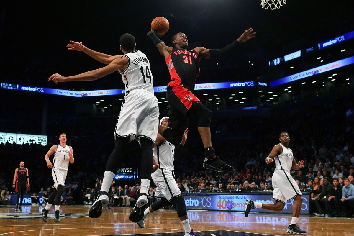 Bring on the Nets: Raptors Start Playoff Journey This ...