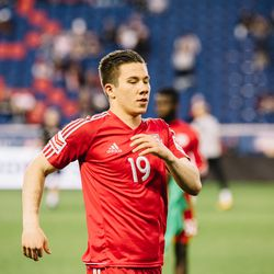 21-year-old RBNY Academy product Alex Muyl emerged as a Red Bulls first teamer in 2016, his rookie season