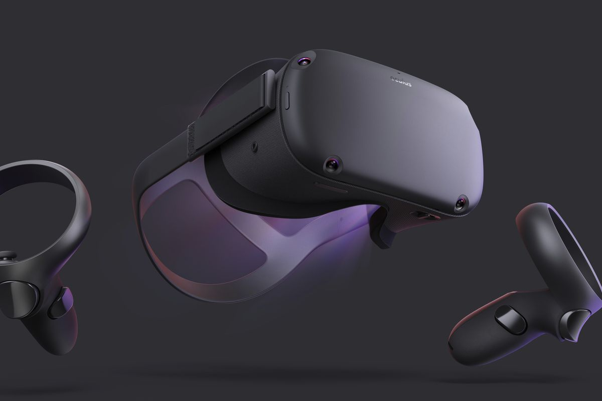 8ff56c6912d6 Oculus Quest is a new