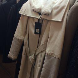 Isabel coat, $300 (was $990)
