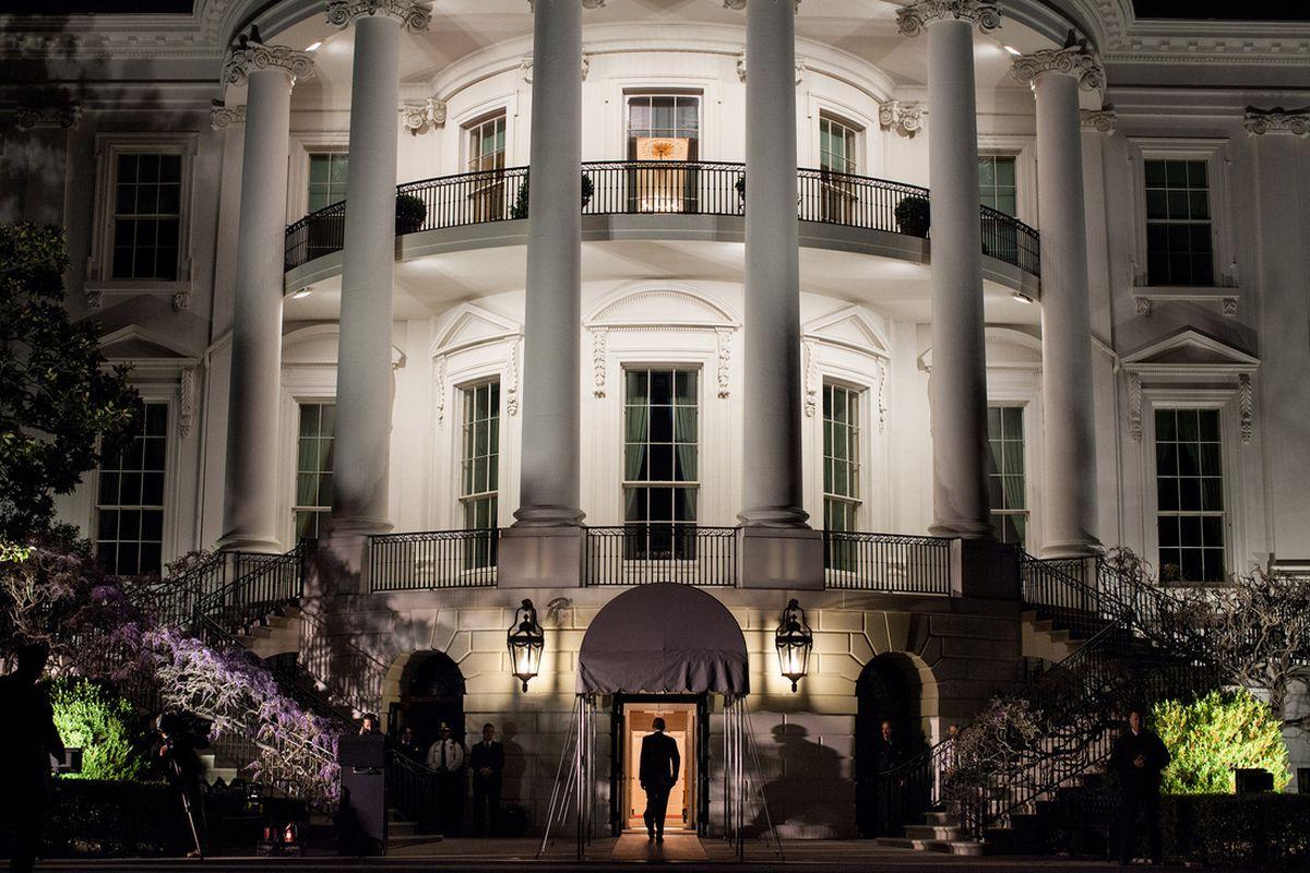 White House stock obama - from White House flickr
