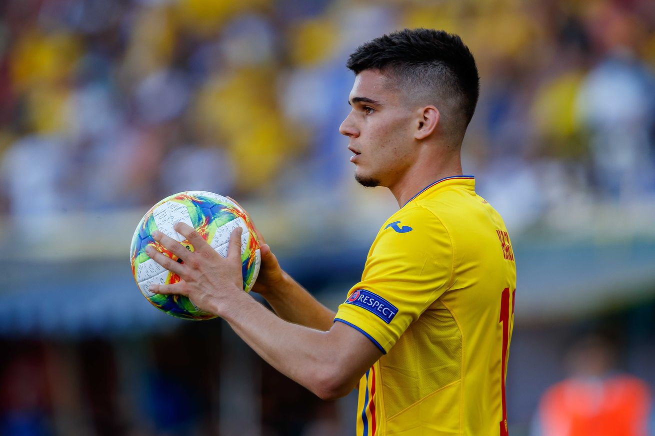 Barca interested in Ianis Hagi, says Gica Popescu