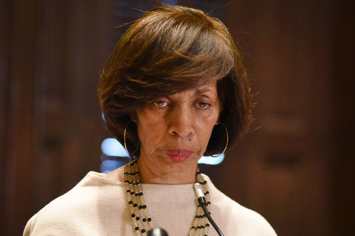 Image result for catherine Pugh book