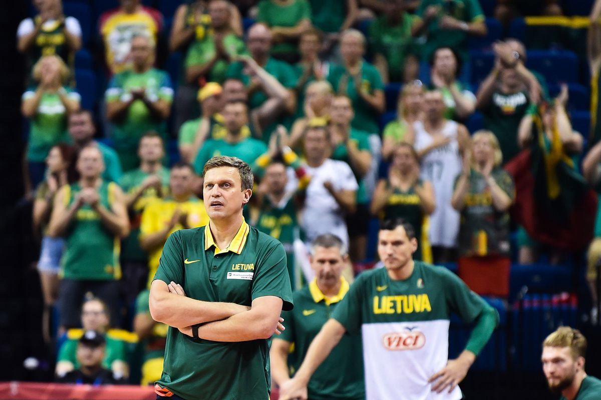 Lithuania ousted from FIBA World Cup by rim shot - SBNation com
