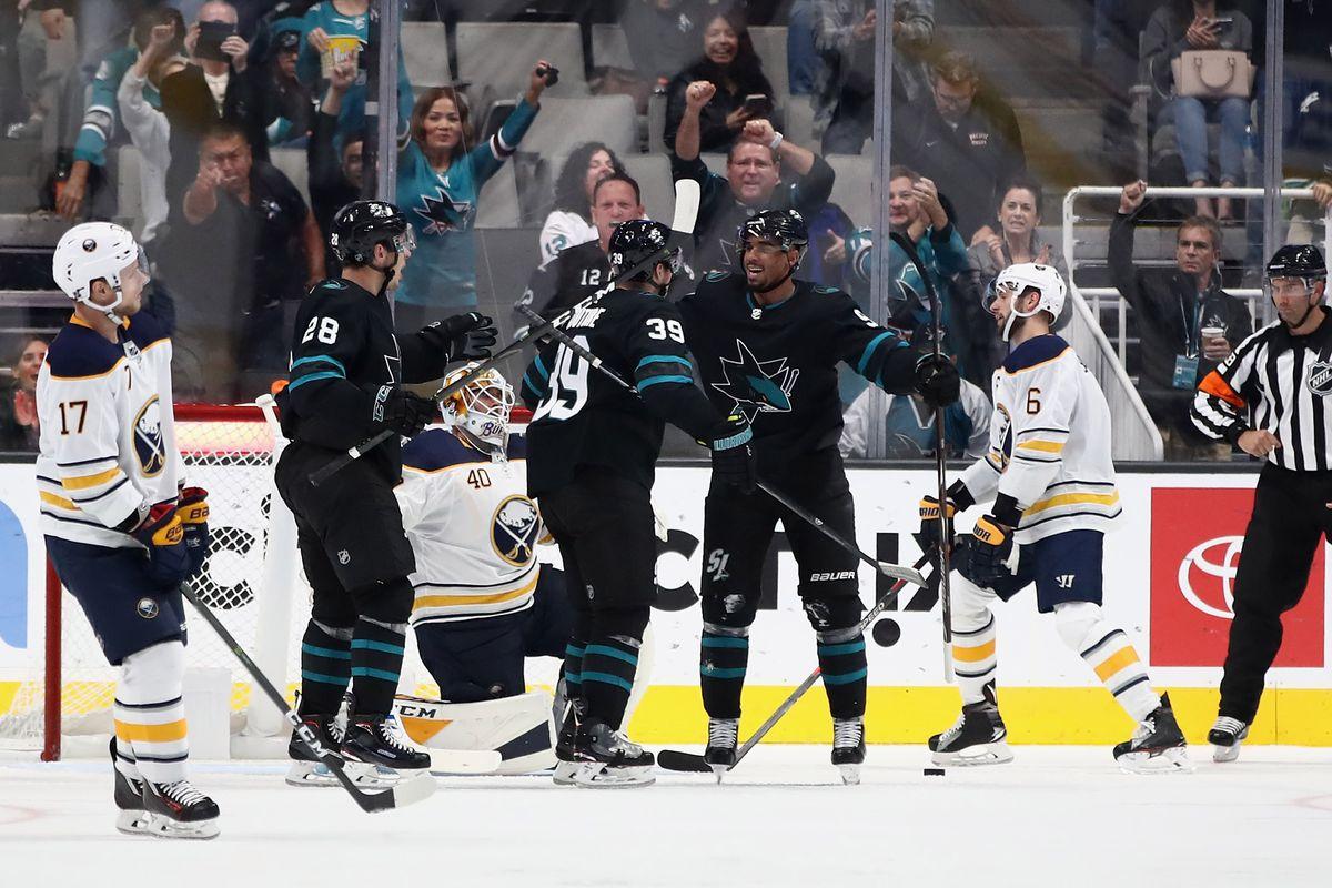 Buffalo Sabres v San Jose Sharks