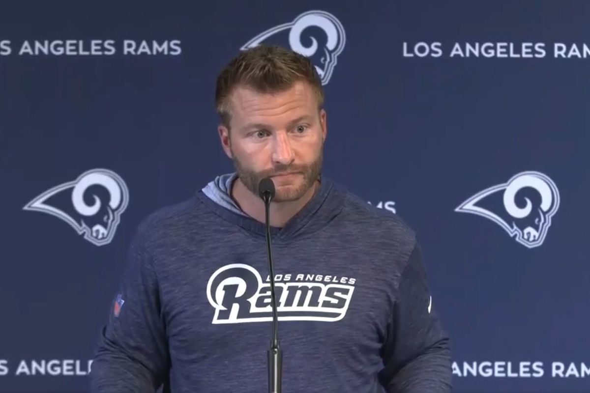 meet 551fe 03a44 VIDEO: LA Rams minicamp media interviews - Turf Show Times