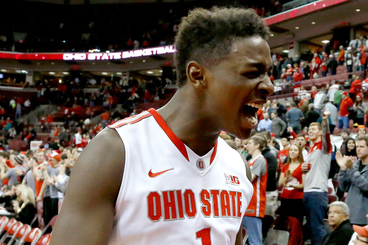 Jae'Sean Tate has become an important player for Ohio State's present and future.